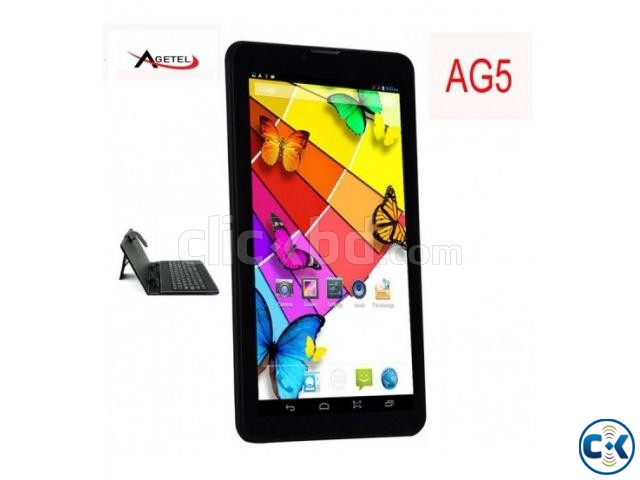 Agetel Tablet Pc 1GB RAM 8GB Storage | ClickBD large image 0