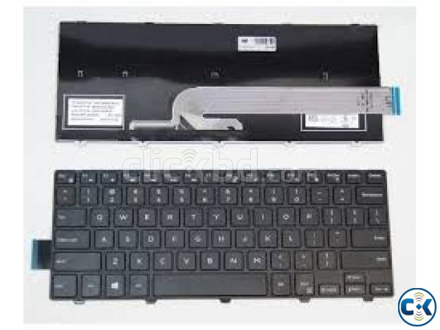 New Dell Inspiron 14-3000 series 3441 3442 Laptop Keyboard | ClickBD large image 0