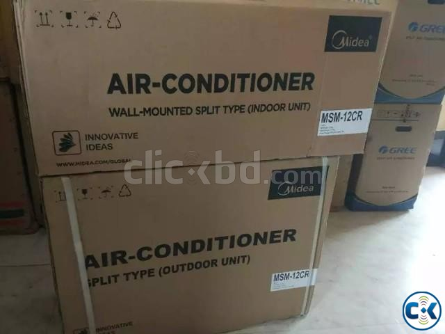 Midea 2.5 Ton AC With full 3 Yrs Warranty | ClickBD large image 2