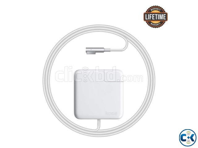 60W 45w 85w Magsafe1 2 power adapter Charger for MacBook Pro | ClickBD large image 0