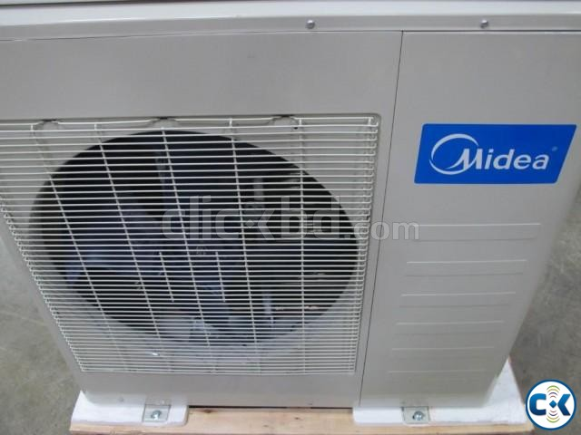 Midea AC MSM18CR 1.5 Ton 3-In-1 Filter Split Air Conditioner | ClickBD large image 2