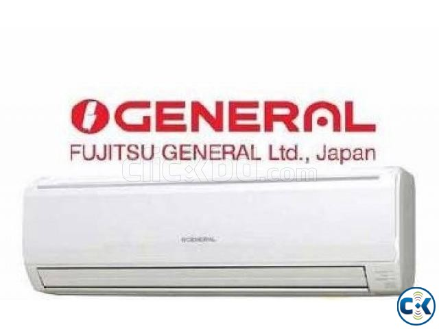 O General Split Air Conditioner ac1.5 Ton ASGA18FMTA | ClickBD large image 1