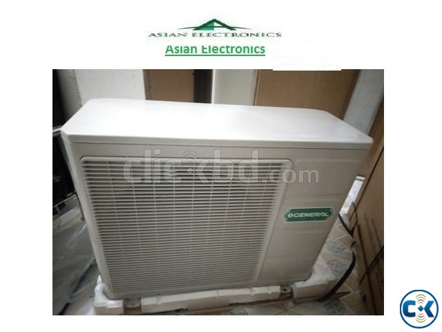 O General Split Air Conditioner ac1.5 Ton ASGA18FMTA | ClickBD large image 4