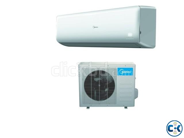 Midea split type air conditioner call now 01707005577 | ClickBD large image 2