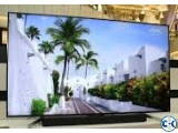 Sony Bravia X9000F 85 INCH 4K TV HDR ANDROID