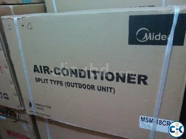 Midea 1.5 Ton AC Air Conditioner | ClickBD large image 1