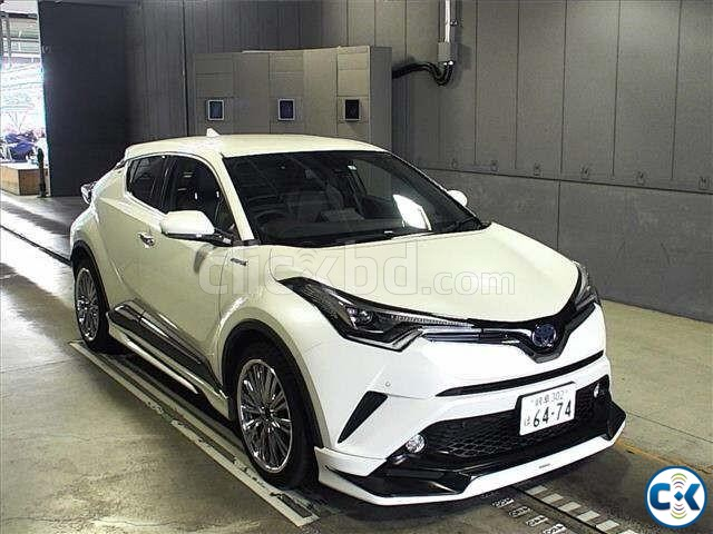 Toyota C-HR Hybrid 1.8 G Edition | ClickBD large image 0