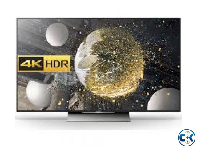 Sony Bravia 65 Inch tv X9300D 4K 3D LED SMART Android HDR | ClickBD large image 0