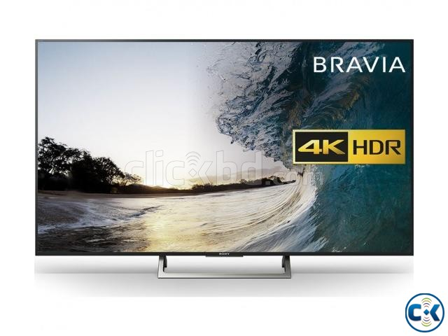 Sony Bravia 65 Inch tv X9300D 4K 3D LED SMART Android HDR | ClickBD large image 1