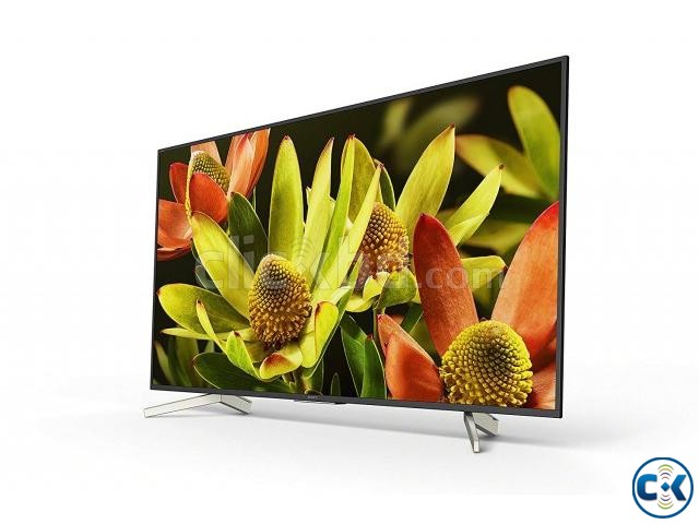 Sony X8300F 60Inch 4K Android LED TV BEST PRICE IN BD | ClickBD large image 0