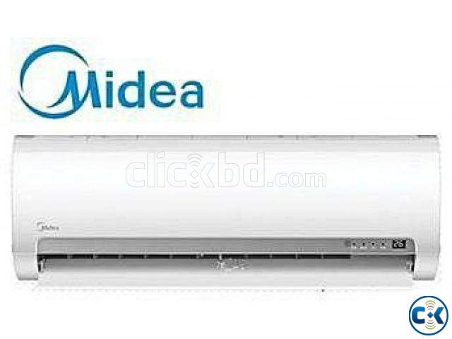 Wall Mounted 1.5 Ton Midea AC Energy Saving | ClickBD large image 0