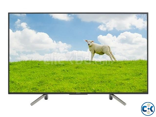 65 inch sony bravia X7500F 4K ANDROID UHD TV | ClickBD large image 2