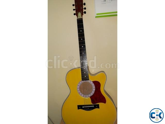 Acoustic Guitar | ClickBD large image 1
