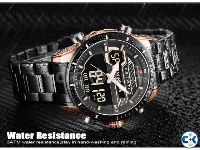 NAVIFORCE Watch 9133 | ClickBD large image 0