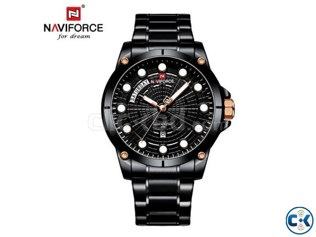 Naviforce Watch | ClickBD large image 0