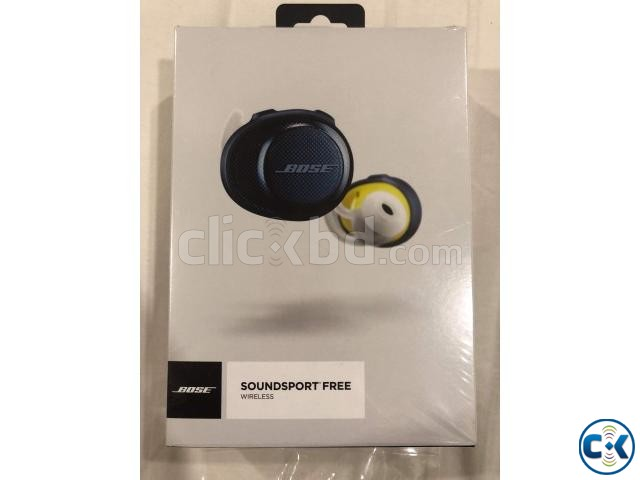 Bose SoundSport Free Truly Wireless Sport Headphones | ClickBD large image 2