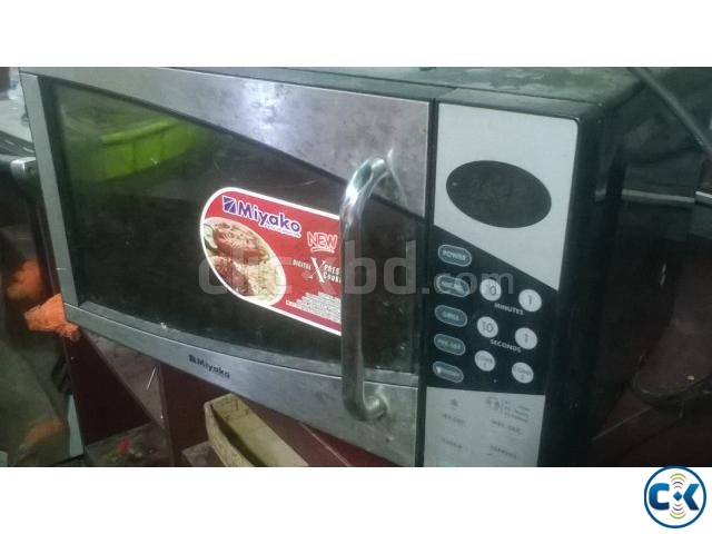 micro wave oven | ClickBD large image 0