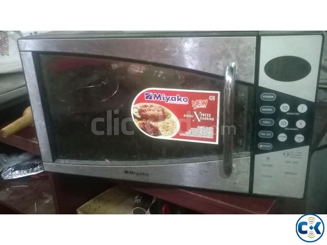micro wave oven | ClickBD large image 1