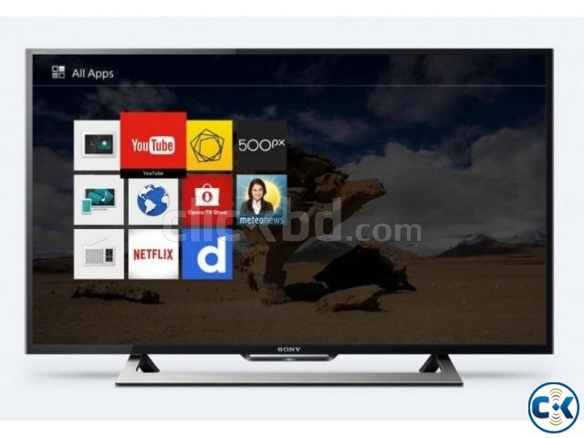 SONY BRAVIA 48 W650D SONY Full HD Smart LED TV | ClickBD large image 1