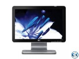 HP 17inch LED Monitor w1707 with HDMI Audio Convertor
