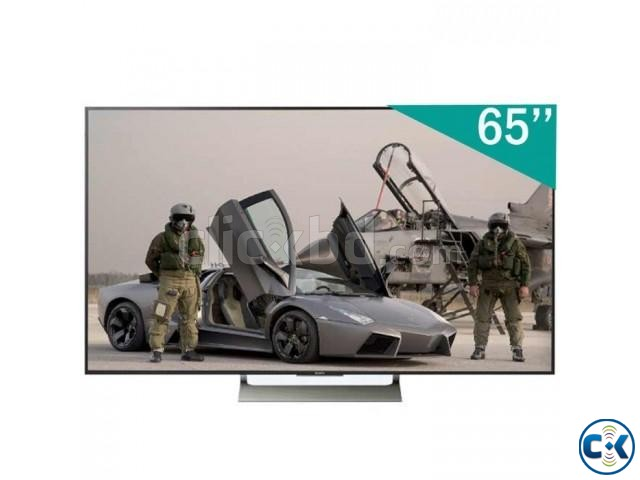 65 inch sony bravia X9000E 4K ULTRA HDR ANDROID TV | ClickBD large image 1