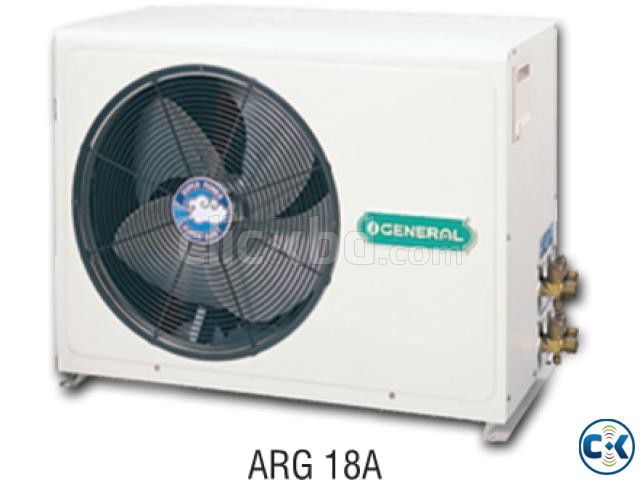 O Genral Air Conditioner ASGA18FETA 1.5 Ton | ClickBD large image 2