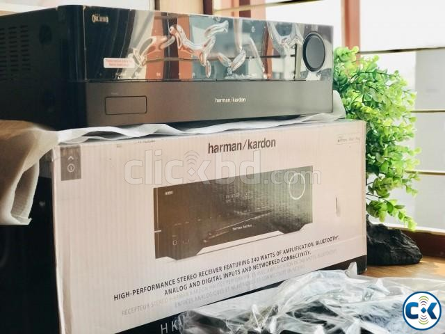 HARMAN KARDON 120 WATT PER CHANNEL BLUETOOTH | ClickBD large image 1