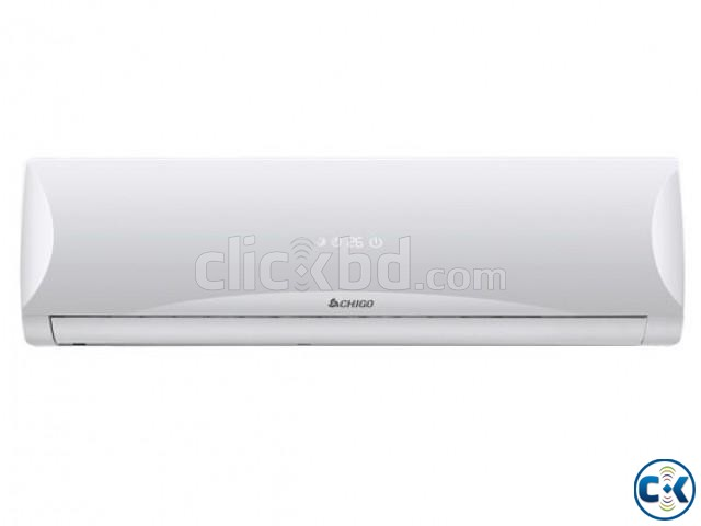 BRAND NEW 1.5 TON CHIGO SPLIT AIR CONDITIONER | ClickBD large image 0