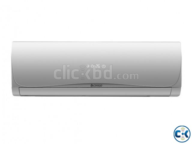 BRAND NEW 1.5 TON CHIGO SPLIT AIR CONDITIONER | ClickBD large image 2