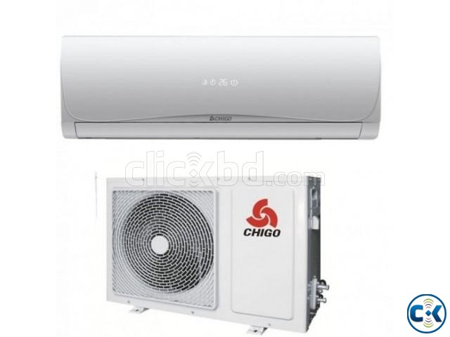 BRAND NEW 1.5 TON CHIGO SPLIT AIR CONDITIONER | ClickBD large image 3