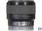 Sony FE 50mm f 1.8 Lens for Sony E-Mount Full Frame Cameras