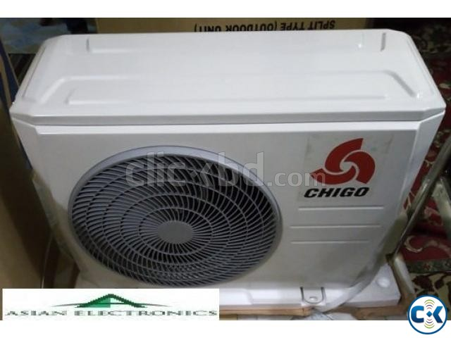 Chigo AC 1.5 Ton Energy Savings 50 With Warranty | ClickBD large image 1