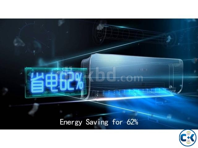 Chigo AC 1.5 Ton Energy Savings 50 With Warranty | ClickBD large image 2