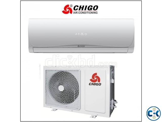 Chigo split type air conditioner | ClickBD large image 3
