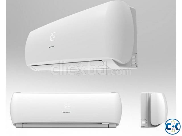 Midea split type air conditioner | ClickBD large image 1