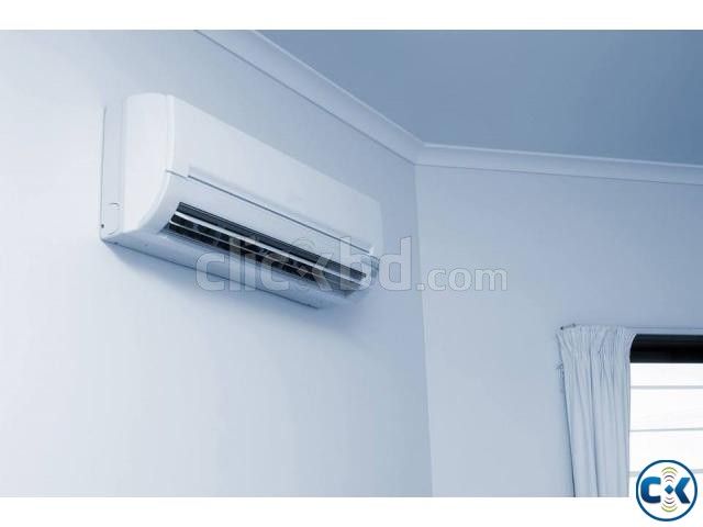 Midea split type air conditioner | ClickBD large image 2