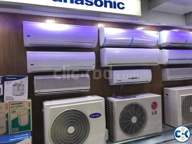 Midea split type air conditioner | ClickBD large image 3