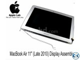 MacBook Air 11 Late 2010 Display Assembly