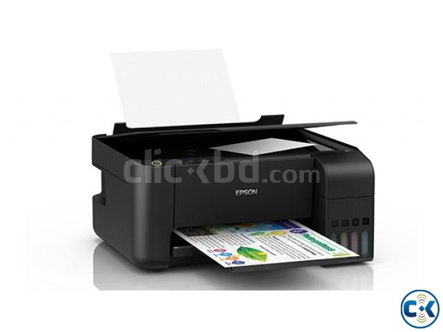 Epson EcoTank L3110 Multifunction Color Ink Tank Printer | ClickBD large image 0