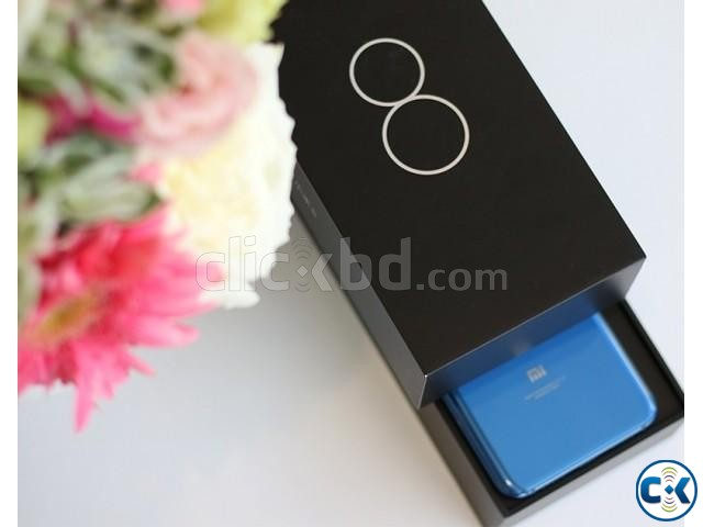 Brand New Xiaomi Mi 8 6 64GB Sealed Pack 3 Year Warranty | ClickBD large image 1
