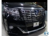 TOYOTA ALPHARD EXECUTIVE LOUNGE ZX