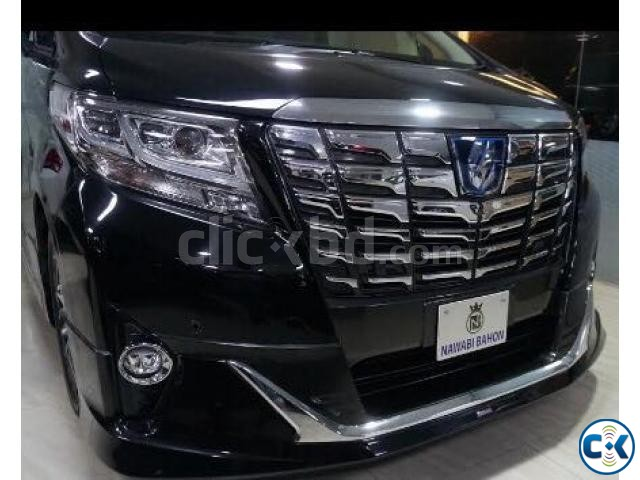 TOYOTA ALPHARD EXECUTIVE LOUNGE ZX | ClickBD large image 0
