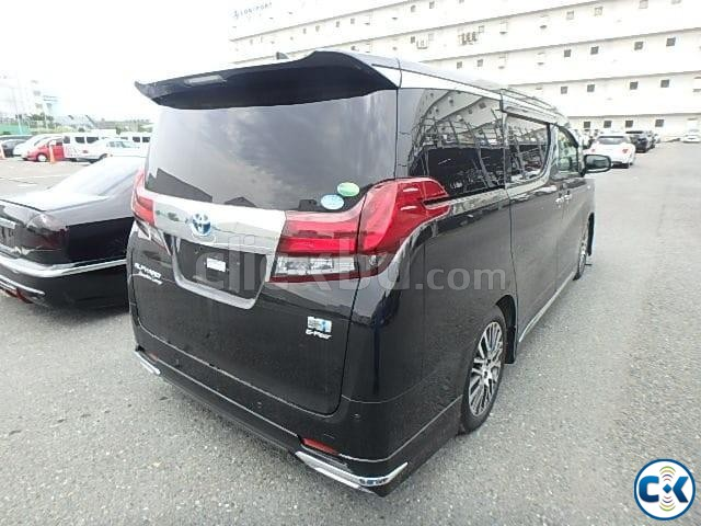 TOYOTA ALPHARD EXECUTIVE LOUNGE ZX | ClickBD large image 1
