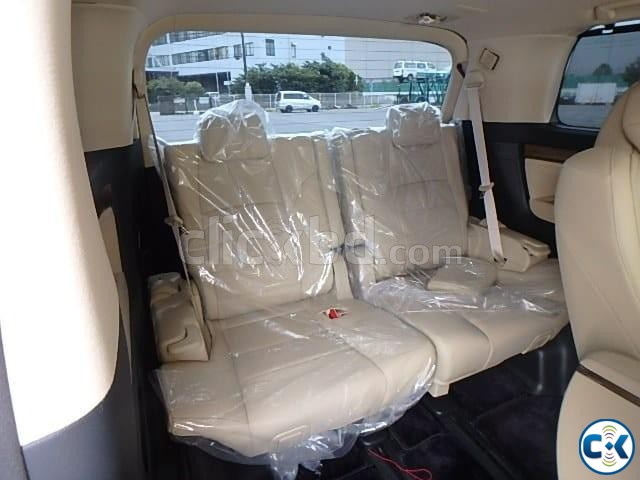 TOYOTA ALPHARD EXECUTIVE LOUNGE ZX | ClickBD large image 2