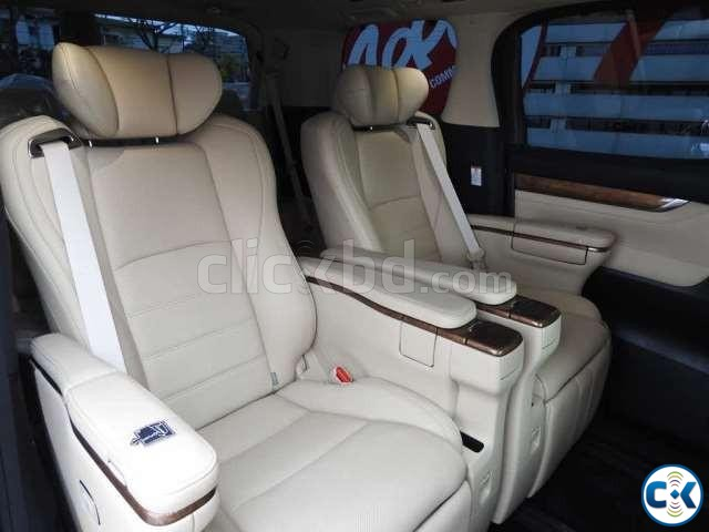 TOYOTA ALPHARD EXECUTIVE LOUNGE ZX | ClickBD large image 4