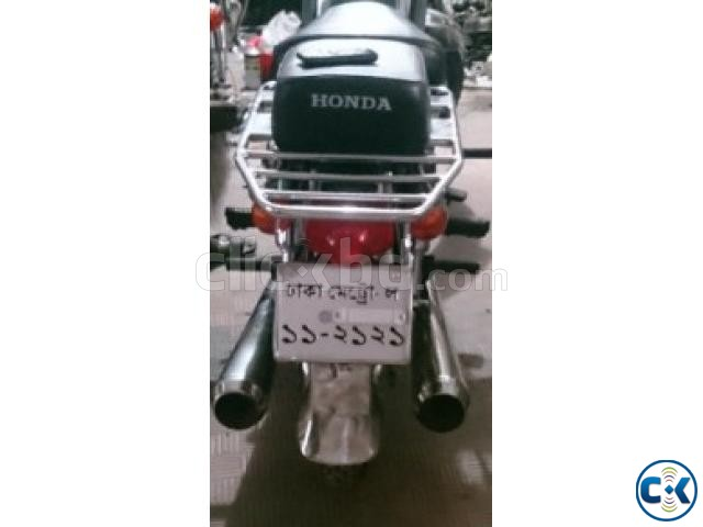 Honda RoadMaster CD 200 | ClickBD large image 0