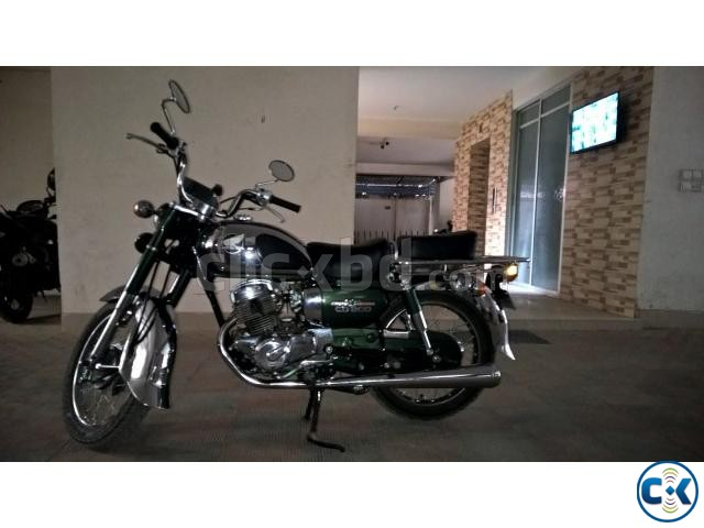 Honda RoadMaster CD 200 | ClickBD large image 1