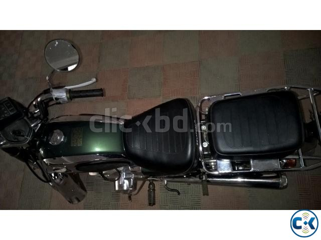Honda RoadMaster CD 200 | ClickBD large image 3