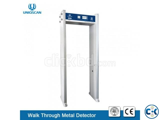 Walk Through Metal Detector door body scanner | ClickBD large image 1