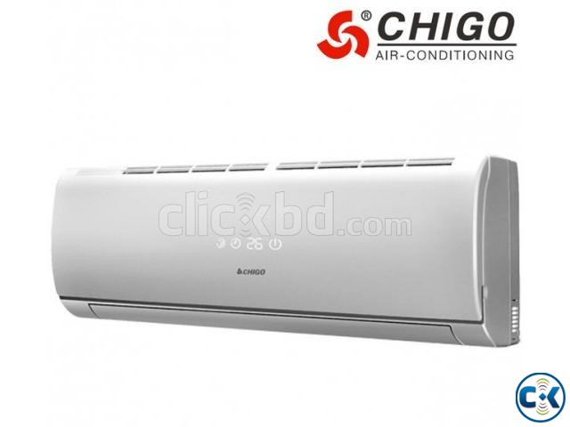 Chigo 18000 BTU Air Conditioner 1.5 Ton | ClickBD large image 0